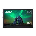 Acer PM161Qbu 15.6 inch FHD Portable Monitor (IPS Panel, 60Hz, 7ms, USB Type C, Black)