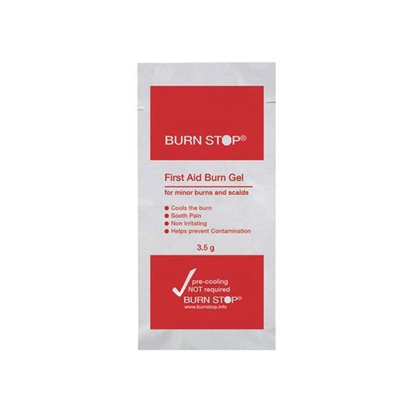 Crest Medical 3.5g Burn Stop Single Dose Sachet PK25