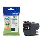 Brother LC-3217C Ink cartridge cyan, 550 pages, 9ml