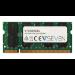V7 2GB DDR2 PC2-5300 667Mhz SO DIMM Notebook módulo de memoria - V753002GBS