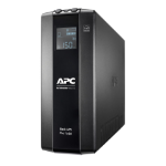 APC BR1600MI Unterbrechungsfreie Stromversorgung UPS Line-Interaktiv 1600 VA 960 W 8 AC-Ausgänge