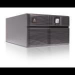 Vertiv Liebert GXT4 Double-conversion (Online) 6000VA 8AC outlet(s) Rackmount/Tower Black uninterruptible power supply (UPS)