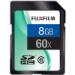 Fujifilm 8GB SDHC 60x