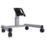 "Chief MFQUS flat panel desk mount 139.7 cm (55"") Freestanding Silver"