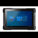 """Getac T800 G2 4G LTE 128 GB 20.6 cm (8.1"""") Intel Atom® 4 GB Wi-Fi 6 (802.11ax) Windows 10 Pro Black TD98Y2DI51XX"""