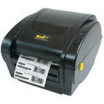 Wasp WPL205 Desktop Barcode Label Printer Direct thermal 203 x 203DPI Black label printer