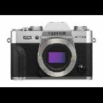 Fujifilm X -T30 Body MILC Body 26.1 MP CMOS 6240 x 4160 pixels Silver