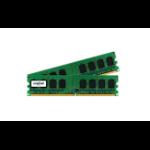 Crucial 2GB DDR2 UDIMM memory module 800 MHz