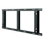 Panasonic Wall Mount Bracket Black flat panel wall mount
