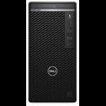 DELL OptiPlex 5080 10th gen Intel® Core™ i5 i5-10500 8 GB DDR4-SDRAM 256 GB SSD Mini Tower Black PC Windows 10 Pro