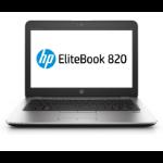 "HP EliteBook 820 G3 2.3GHz i5-6200U 12.5"" 1920 x 1080pixels Silver Ultrabook"