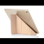 "Pipetto Origami 9.7"" Folio Gold, Transparent"
