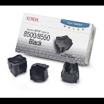 Xerox Originele Solid Ink 8500/8550 zwart (3 blokjes)
