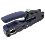 Tripp Lite T100-PT1 cable crimper Combination tool Black, Blue