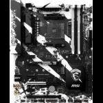 MSI X370 KRAIT GAMING AMD X370 Socket AM4 ATX motherboard