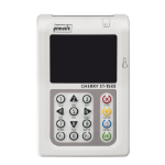 Cherry ST-1530 Indoor Grey,White smart card reader