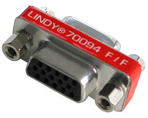 Lindy Mini Gender Changer 15 HD FM/FM 15HD