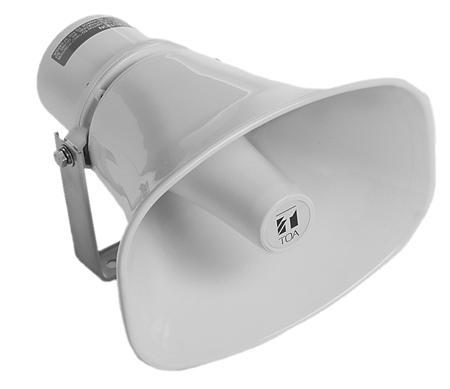 TOA SC-630M loudspeaker 30 W White