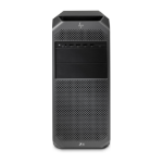 HP Z4 G4 Intel® Xeon® W-2123 32 GB DDR4-SDRAM 2256 GB HDD+SSD Black Mini Tower Workstation