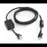 Zebra CBL-DC-382A1-01 power cable Black