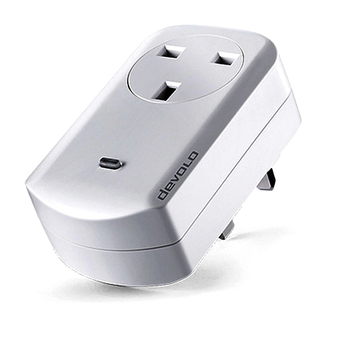 DEVOLO HOME CONTROL SMART METERING PLUG SMART PLUG WHITE 3000 W
