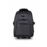 "Urban Factory Heavee Laptop Backpack Trolley 15.6"" Black"