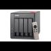 QNAP TS-451+ NAS Tower Ethernet LAN Black