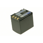 2-Power Camcorder Battery 7.4v 2400mAh rechargeable battery