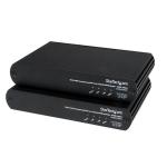 StarTech.com USB DVI over Cat 5e / Cat 6 KVM-console-extender met 1920x1200 niet-gecomprimeerde video 100 m