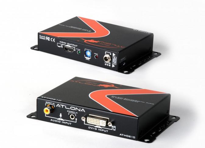 Atlona AT-HD610 1920 x 1200pixels video converter