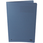 Elba 100090217 Polypropylene (PP) Blue folder