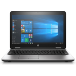 "HP ProBook 650 G3 2.50GHz i5-7200U 15.6"" 1366 x 768pixels Black, Silver Notebook"