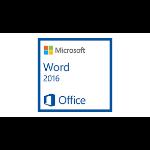 Microsoft Word 2016, 1u