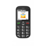 "Telefunken TM 110 COSI 1.77"" 170g Negro Teléfono para personas mayores"
