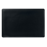 Durable 7103-01 desk pad Black