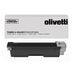 Olivetti B0946 Toner black, 7K pages