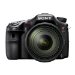 Sony SLT-A77 Body with standard zoom lens