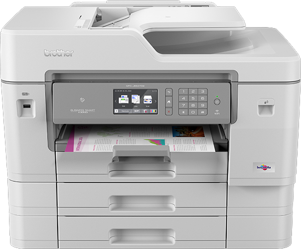Mfc-j6947dw - Colour Multi Function Printer - Inject - A3 - USB / Ethernet / Wi-Fi / Nfc