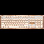 Azio Retro BT Keyboard Posh