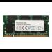 V7 1GB DDR1 PC2700 - 333Mhz SO DIMM Notebook módulo de memoria - V727001GBS