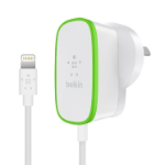 Belkin F8J204BG06-WHT mobile device charger Indoor White