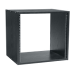 Middle Atlantic Products BRK12 rack cabinet 12U Freestanding rack Black