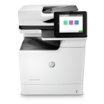 HP LaserJet Managed MFP E67550dh 1200 x 1200DPI Laser A4 50ppm