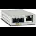 Allied Telesis AT-MMC200/SC-60 convertidor de medio 100 Mbit/s 1310 nm Multimodo Plata