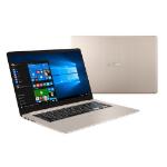 "ASUS VivoBook S510UQ-BQ204T 2.70GHz i7-7500U 15.6"" 1920 x 1080pixels Gold Notebook"