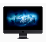 "Apple iMac Pro 68.6 cm (27"") 5120 x 2880 pixels Intel Xeon W 32 GB DDR4-SDRAM 1024 GB SSD AMD Radeon Pro Vega 56 Wi-Fi 5 (802.11ac) Gray All-in-One workstation macOS Catalina 10.15 MHLV3B/A"