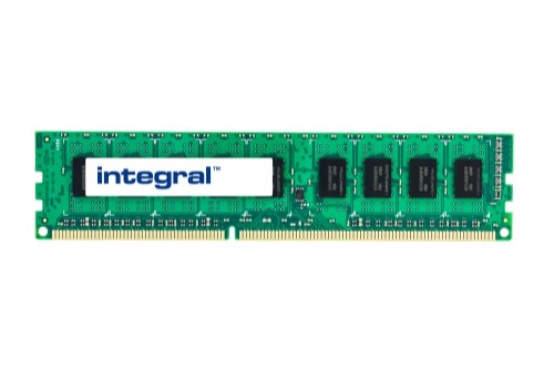 Integral 8GB DDR3-1333 ECC DIMM LV EQV. TO 647909-B21 FOR HP/COMPAQ