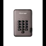 iStorage diskAshur PRO2 1000GB Black, Graphite IS-DAP2-256-SSD-1000-C-G