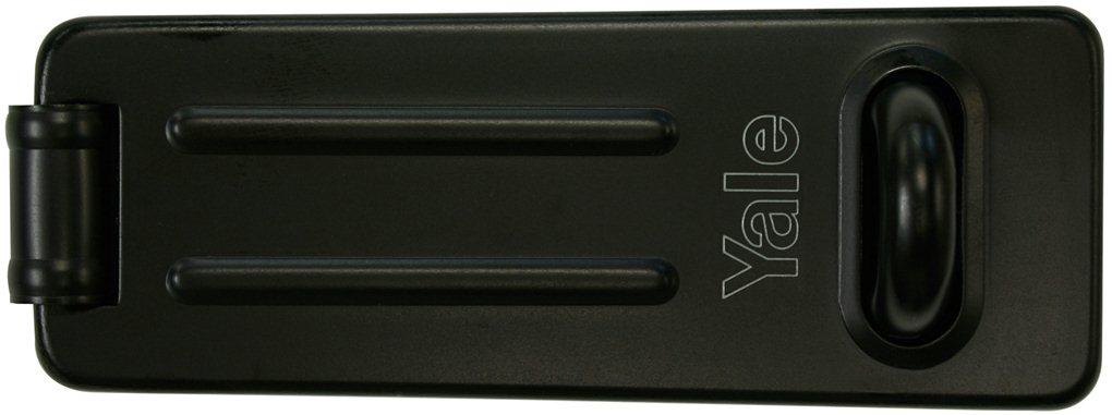 Yale Y135/120/BK door lock/deadbolt
