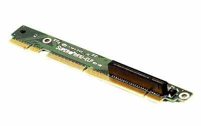 Riser Card Universal 1u (sxb-e) Slot To Pci-e (x8) Slot Low Profile